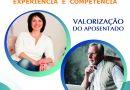 PROJETO EXPERIÊNCIA E COMPETÊNCIA VALORIZAÇÃO DO APOSENTADO